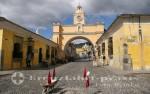 Puerto Quetzal -Der Arco de Santa Catalina nach Süden