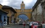 Puerto Quetzal -Der Arco de Santa Catalina nach Norden