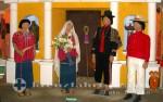 Puerto Quetzal - Azotea Trachtenmuseum in Jocotenango