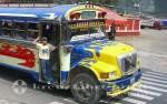 Puerto Quetzal - Chicken Bus