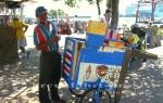Puntarenas - Der mobile Saftverkäufer