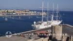 Rhodos Kreuzfahrthafen