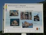 Rouen - Bienvenue