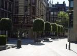 Rouen - Bequemer Fußweg in die Stadt
