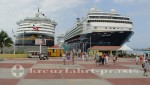 Sint Maarten cruise pier