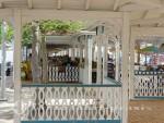 Sint Maarten - Marktlauben in Marigot