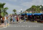 Sint Maarten - Marktstände