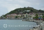 Sint Maarten - Fort Louis