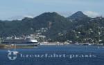 St. Lucia - Castries Hafen