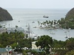 St. Lucia - Marigot Bay