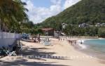 St. Lucia - Reduit Beach