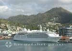 St. Lucia - Queen Elizabeth ll Dock