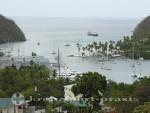 St. Lucia - Inselrundfahrt