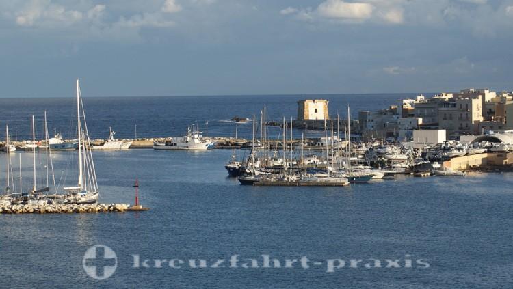 Trapani - Fischereihafen