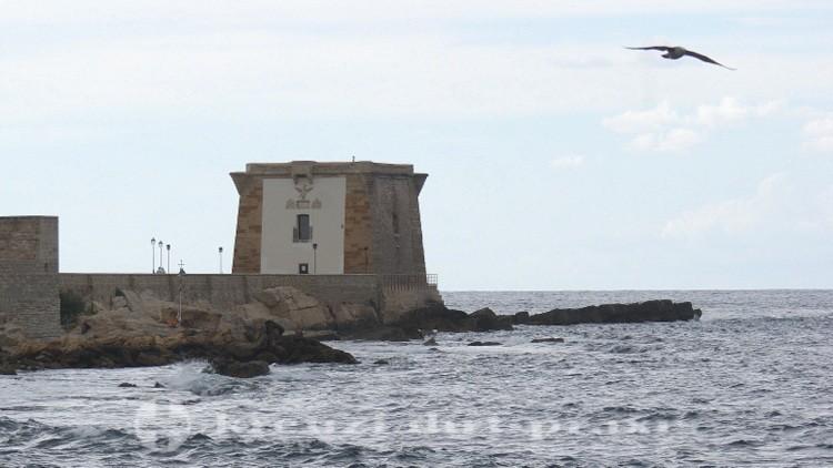 Trapani - Torre di Ligny