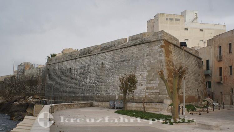 Trapani - Bastione Imperiale