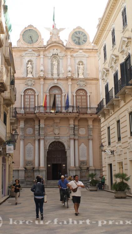 Trapani - Palazzo Senatorio