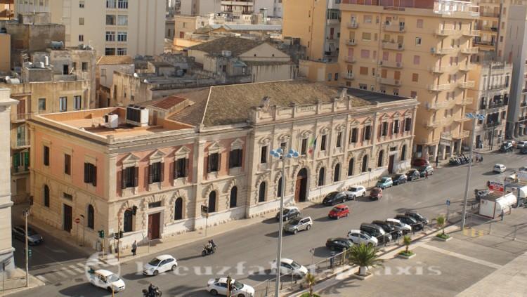 Trapani - Palazzo della Dogana