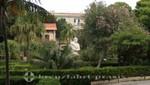 Trapani - Parkanlage Villa Comunale