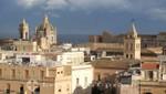 Trapani - Kathedrale - Kuppel und Turm