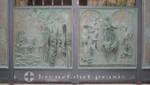 Trapani - Kathedrale - Bronzerelief