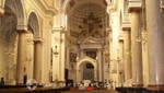 Trapani - Kathedrale - Mittelschiff