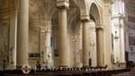Trapani - Kathedrale - Seitenschiff