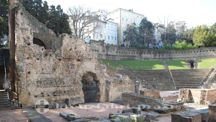 Triest - Teatro Romano