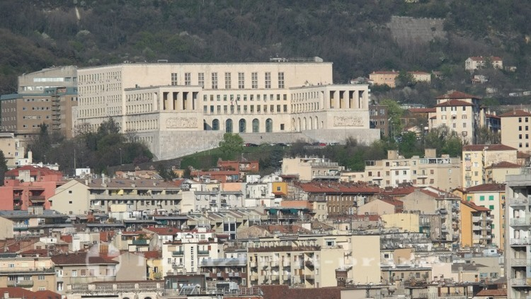 Triest - Universitätsgebäude