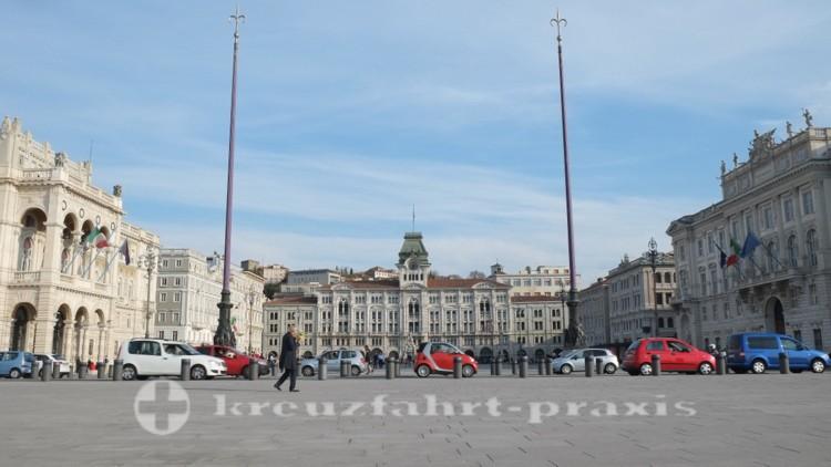 Triest - Piazza del'Unità d'Italia