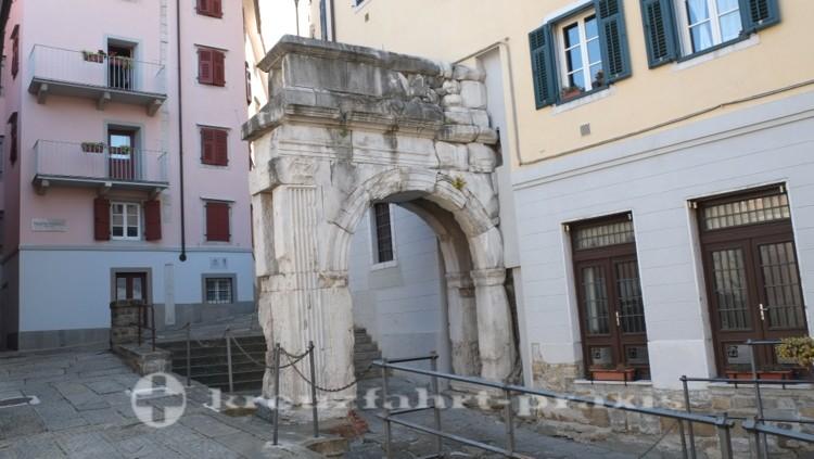 Triest - Arco di Riccardo