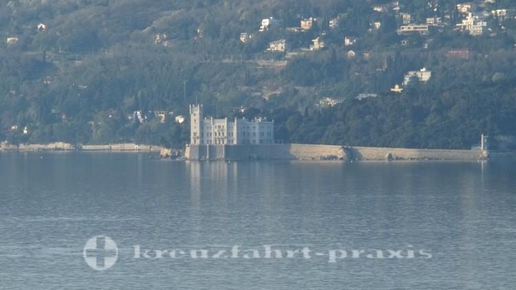 Triest - Schloss Miramare