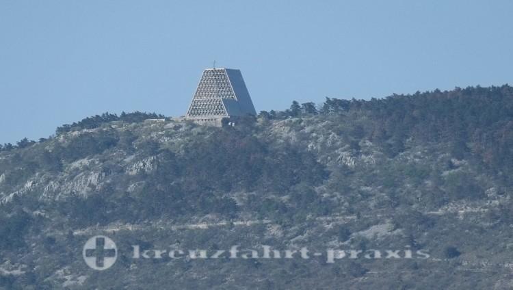 Triest - Santuario di Montegrisa