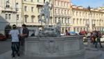 Triest - Piazza della Borsa - Neptun Brunnen