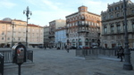 Triest - Piazza del Ponte Rosso