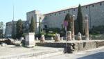 Triest - Castello San Giusto und das Forum Romanum