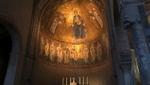 Triest - Kathedrale San Giusto - Mosaikarbeit