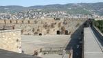 Tiest - Wallanlagen der Festung San Giusto
