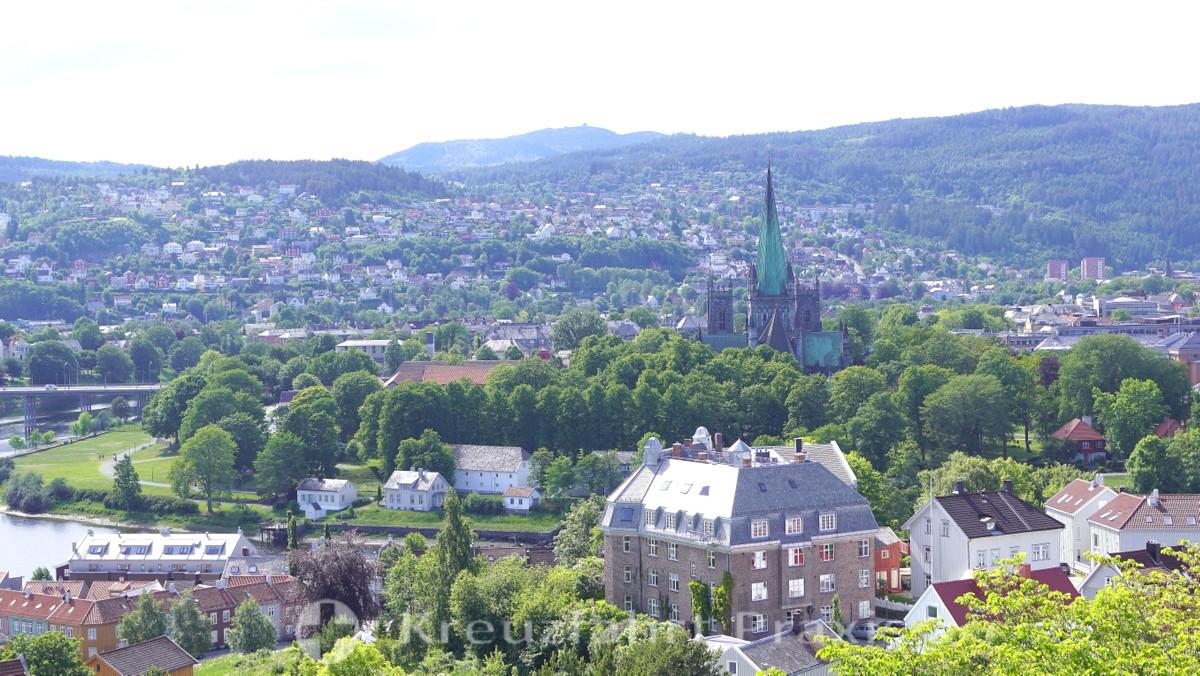 Trondheim - Panorama