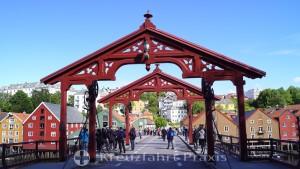 Trondheim - the gambling portal of Gamle Bybrua