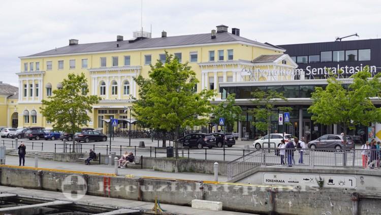 Trondheims Hauptbahnhof