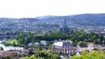 Trondheim eine Stadt im Grünen