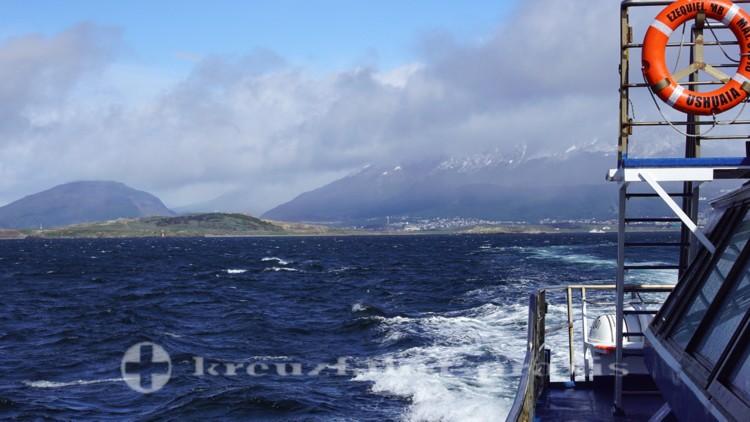 Beagle Kanal vor Ushuaia