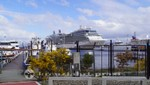 Ushuaia - Schiffe am Pier