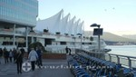 Canada Place - Das Cruise Ship Terminal