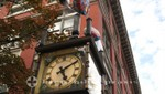 Die Gastown Steam Clock