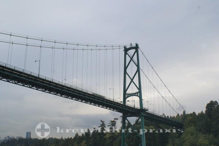 Lions Gate Hängebrücke
