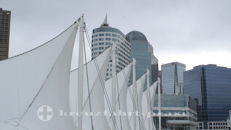 Canada Place - Cruise Ship Terminal