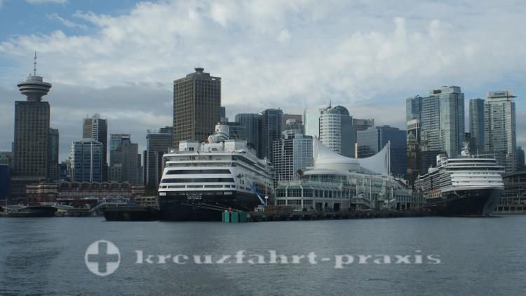 Vancouver - Cruise Terminal
