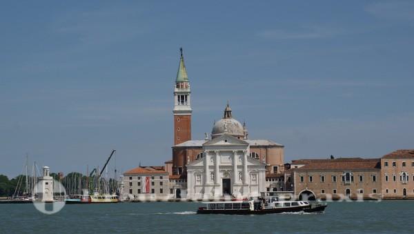 Blick auf Isola San Giorgio Maggiore